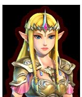 HW Zelda Portrait 1