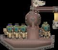 Salvage Corp Figurine