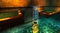 Choro de agua en la mazmorra de la Gran Bahía en MM 3D