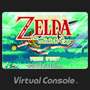 Icono The Legend of Zelda The Minish Cap Consola Virtual Wii U