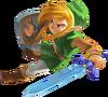 Un autre artwork de Link