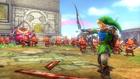 Link usando el arco HW