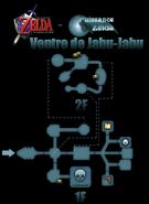 Carte Ventre Jabu-Jabu OOT