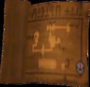 Carte du Donjon OoT3D