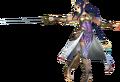 Zelda DLC traje Princesa Hilda