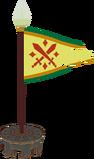 Banderín del Héroe TWW