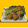 File:Breath of the Wild Food Dish (Sauté) Herb Sauté (Icon).png