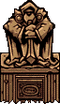 Estatua de Rayfos TRR