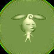 Hada Perdida Verde MM