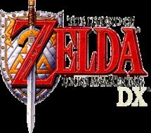 Link's Awakening DX logo