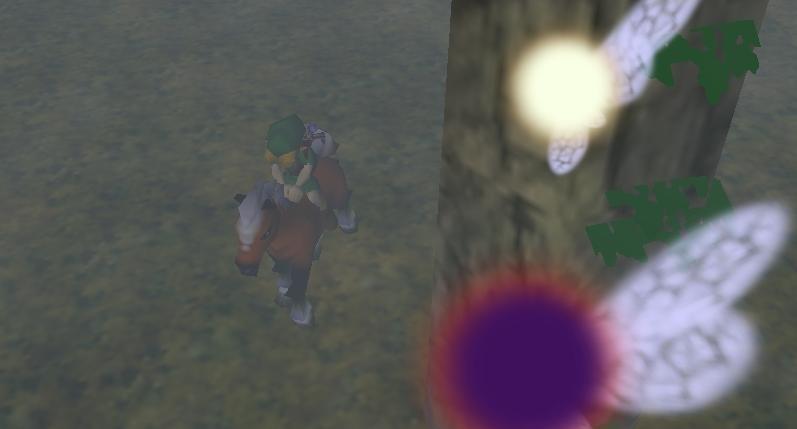Zelda Tatl Tale
