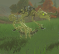 Breath of the Wild Lizalfos (Stal) Stalizalfos Archer (Steel Lizal Bow).png