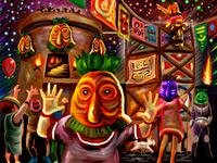 Carnival of Time Artwork