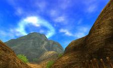 Montaña de la Muerte OoT 3D