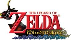 The Legend of Zelda - The Wind Waker (logo)