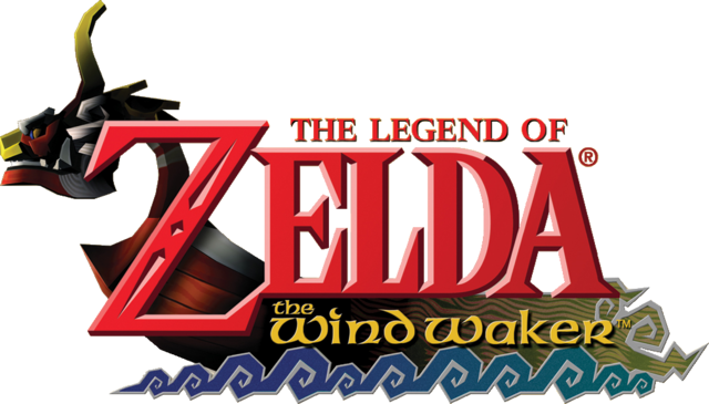 Файл:The Legend of Zelda - The Wind Waker (logo).png