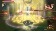 Hyrule Warriors Toon Zelda Sacred Power of the Spirits (Combo)