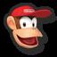 Icône Diddy Kong SSB4