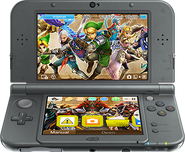 Tema Hyrule Warriors Legends
