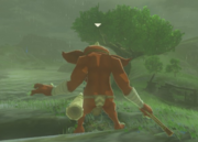 Breath of the Wild Monster Horns Bokoblin (Horn)