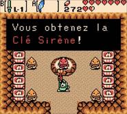 Clé Sirène OOA