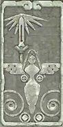 Espada Hylia Grabado SS
