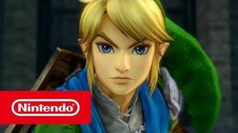 Hyrule Warriors Definitive Edition – Tráiler presentación (Nintendo Switch)