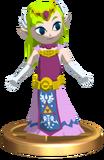 Zelda WW Trofeo SSBB
