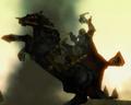 Ganondorf A Caballo TP