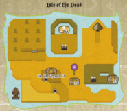Isle of the Dead Map