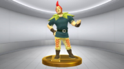 Super Smash Bros. for Wii U Groose (Skyward Sword) Groose (Trophy)