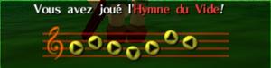 Hymne du Vide