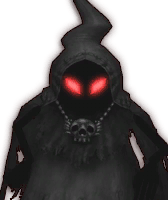 Hyrule Warriors Big Poe Dark Icy Big Poe (Dialog Box Portrait)
