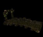 Hyrule Warriors Twili Midna Kakariko Bridge (Model Render)