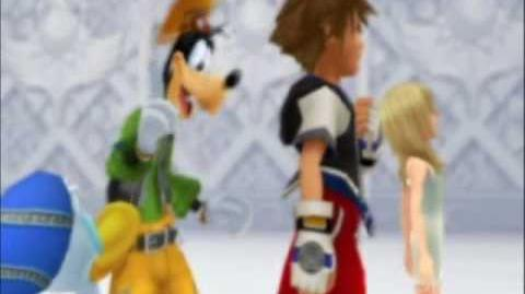 Kingdom Hearts RE Chain of Memories English Dub cutscenes (Sora's story) part 10