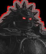 Portrait Dark Ganondorf HW