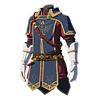 BotW Royal Guard Armor Set (The Champion' Ballad DLC) Royal Guard Uniform (Icon)