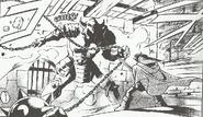 Chevalier fléau Manga ALTTP