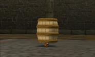 Hyrule Warriors Legends Toon Link Barrel (Battle Intro)