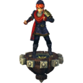 Hyrule Warriors Link Hero's Clothes (Boss - Ganon Recolor)