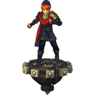 Hyrule Warriors Link Hero's Clothes (Boss - Ganon Recolor)