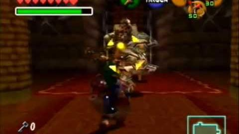 Iron Knuckle (Ocarina of Time)