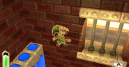 Screen Link Papier ALttP2
