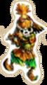 Skull Kid Sticker SSBB