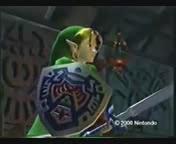 The Legend of Zelda Spaceworld 2000 GameCube demo