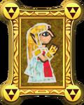 ALBW Pintura Zelda