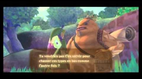 Let's play Zelda Skyward Sword Partie 65 Voila Zelda ... la recherche de la Triforce