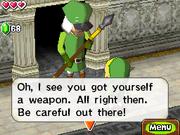 Link hablando
