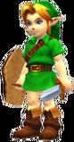 Link joven OoT3D