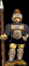 Soldat d'Hyrule OoT